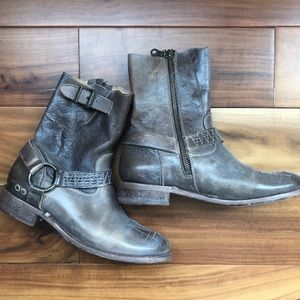 Bed stu ankle boots